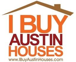 Large i buy austin houses full color logo