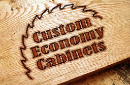 Large_custom_economy_cabinets_logo_on_board