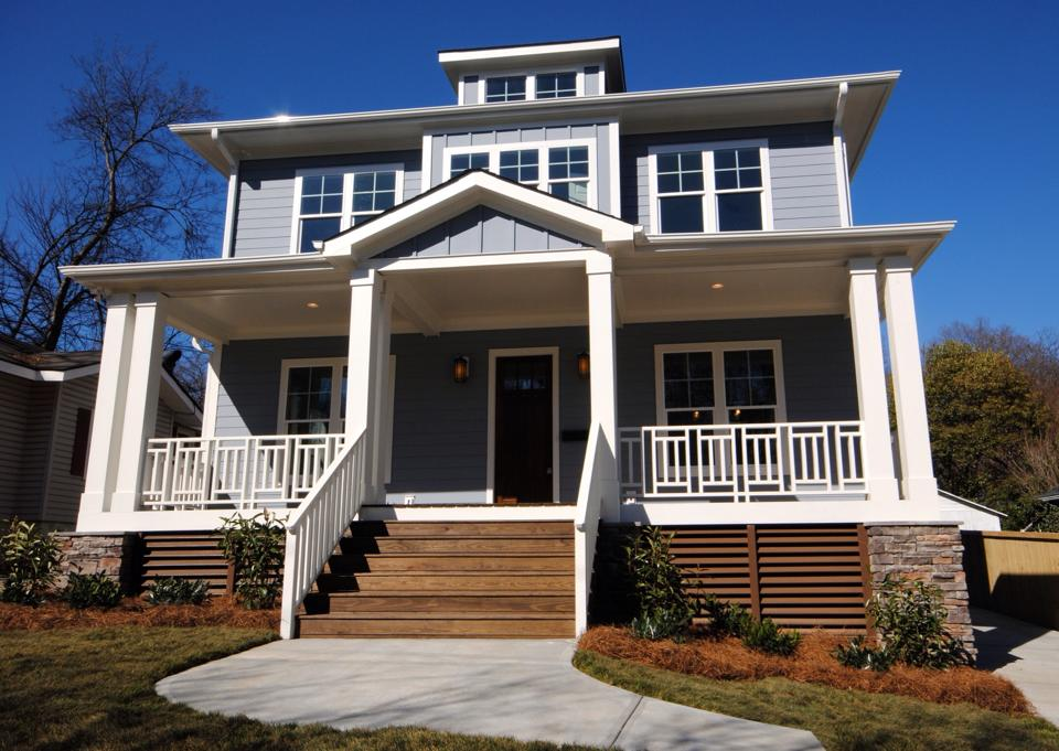Latest New Construction Spec House In Charlotte North