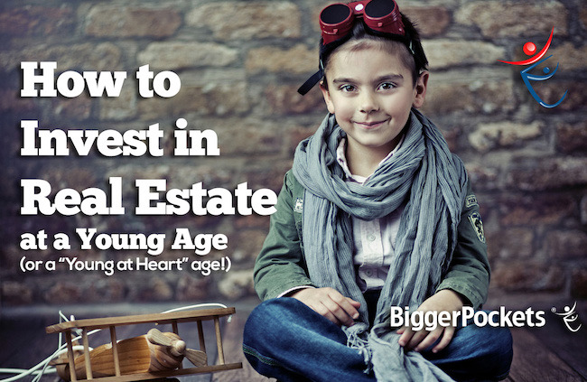investing in real estate at a young age