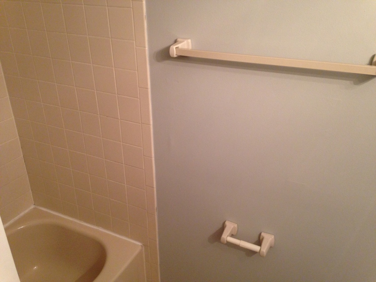 Beige Bathroom What To Do