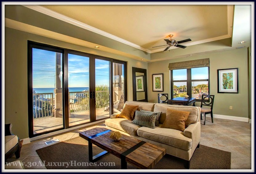 This Santa Rosa Beach FL Condo For Sale Exudes Comfort And Style In Each Of  The