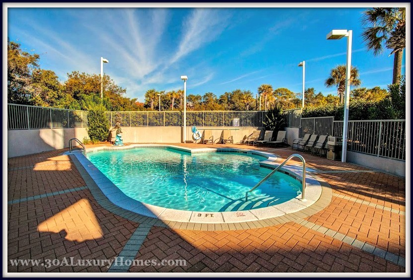 Enjoy A Quick Dip In The Pool With Your Loved Ones When You Live In This