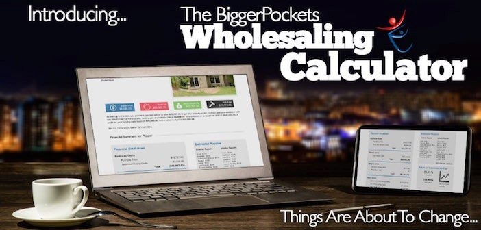 wholesaling calculator tutorial