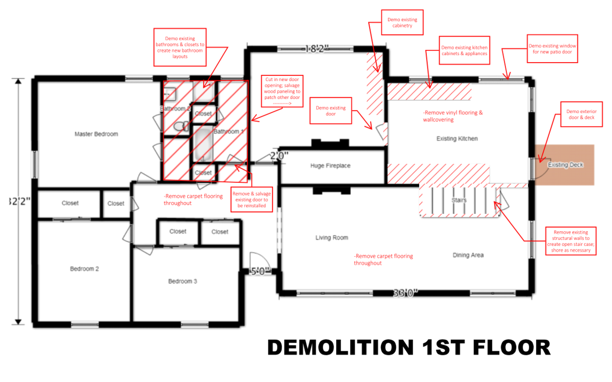Building Demolition Drawing : Home plan creator software pomegranate pie