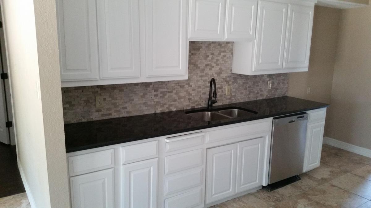 Caledonia Granite Kitchen Kitchen Remodel