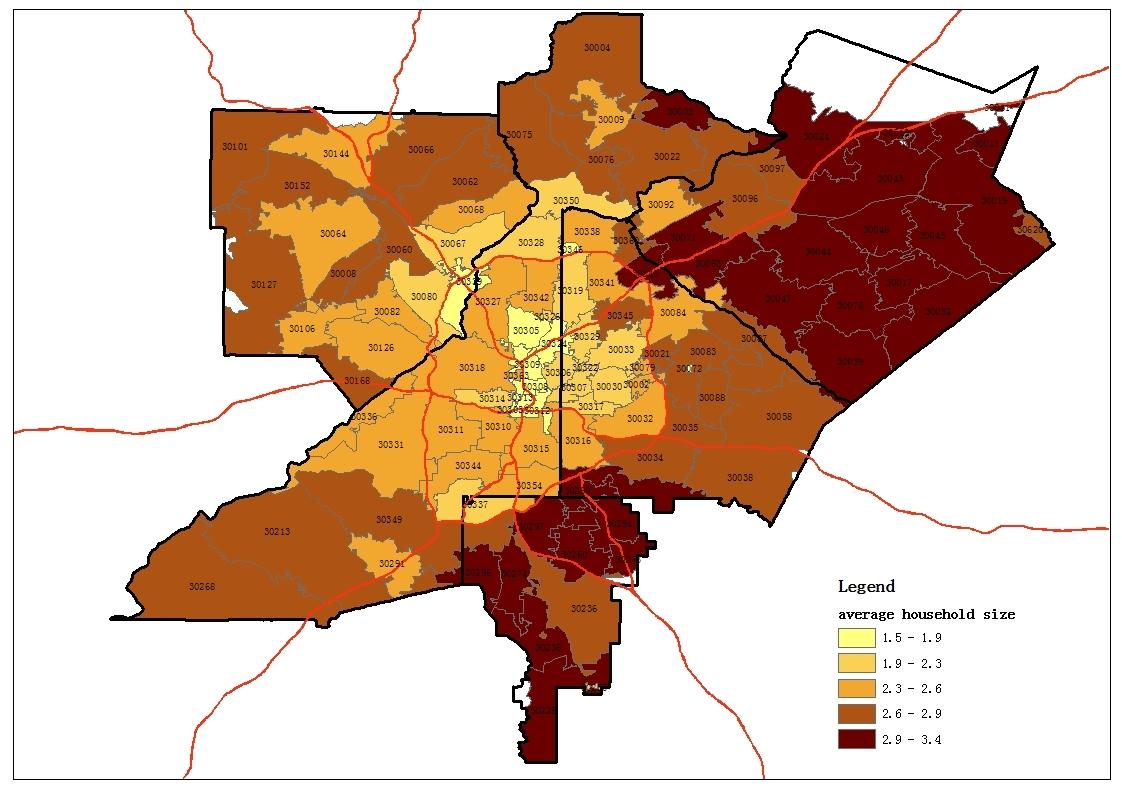 Normal 1432262424 Atlanta Zipcode Average Household Size