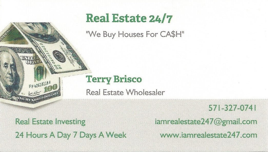 How to sell your house fast for cashwe buy houses normal 1453852507 terry brisco business card colourmoves