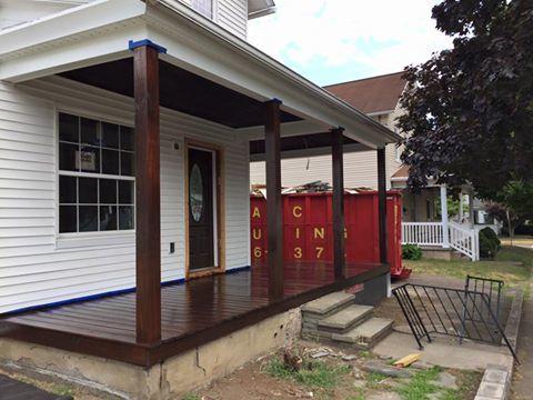 Porch railing ideas front porch solutioingenieria Image collections