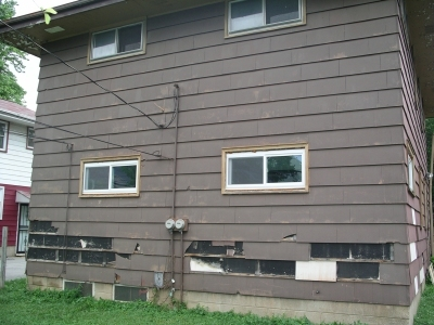 Good Deal With Asbestos Siding Anyone Have Experience