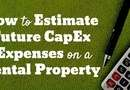 Tiny estimate capex expenses