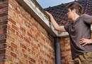 Tiny inspect exterior rehab